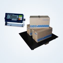 A&D1200 Aussie-made Pallet Scale