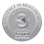 A&D FX-i Precision Lab Balance 3 Year Warranty
